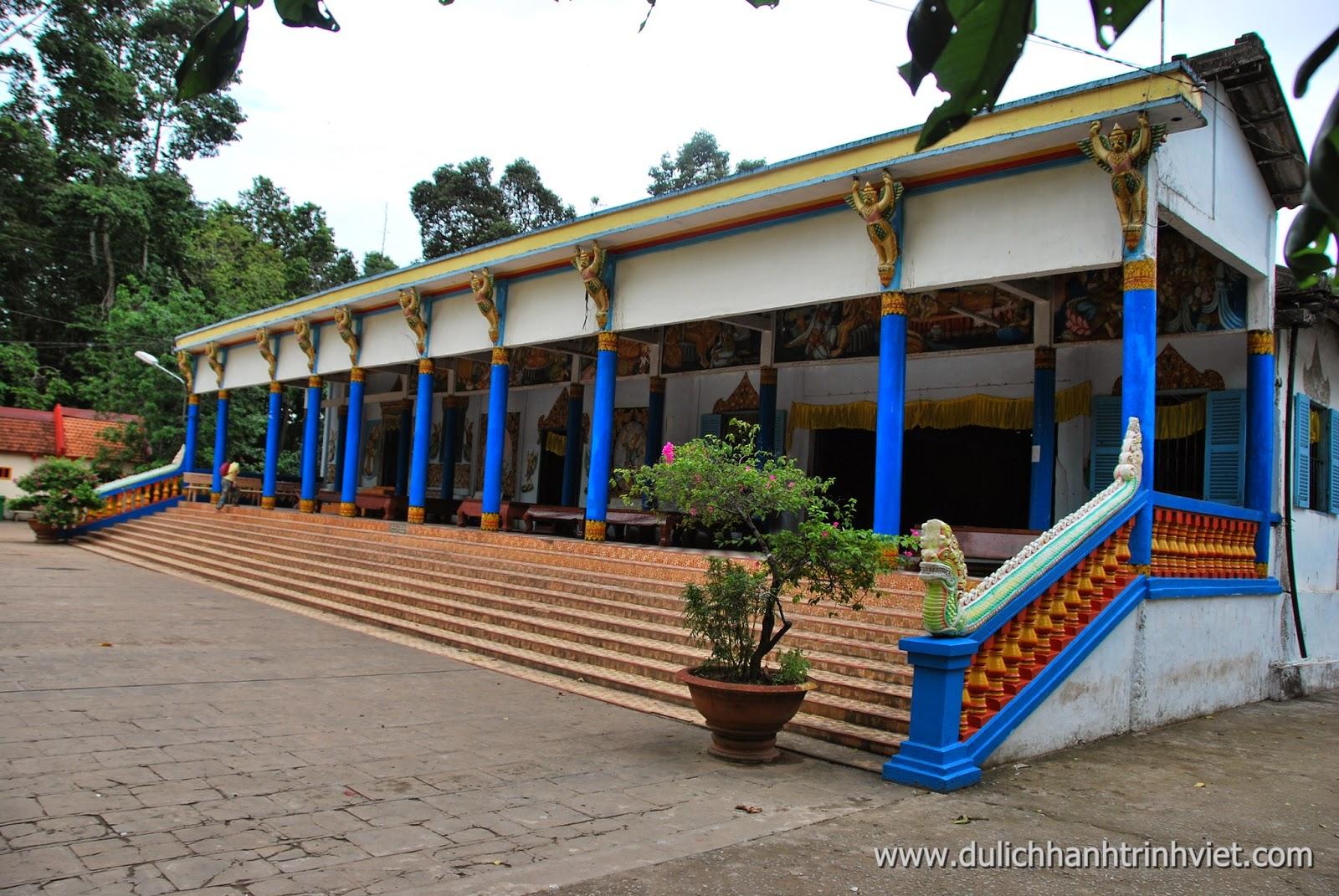 Tham quan chùa Dơi ở Sóc Trăng 2014