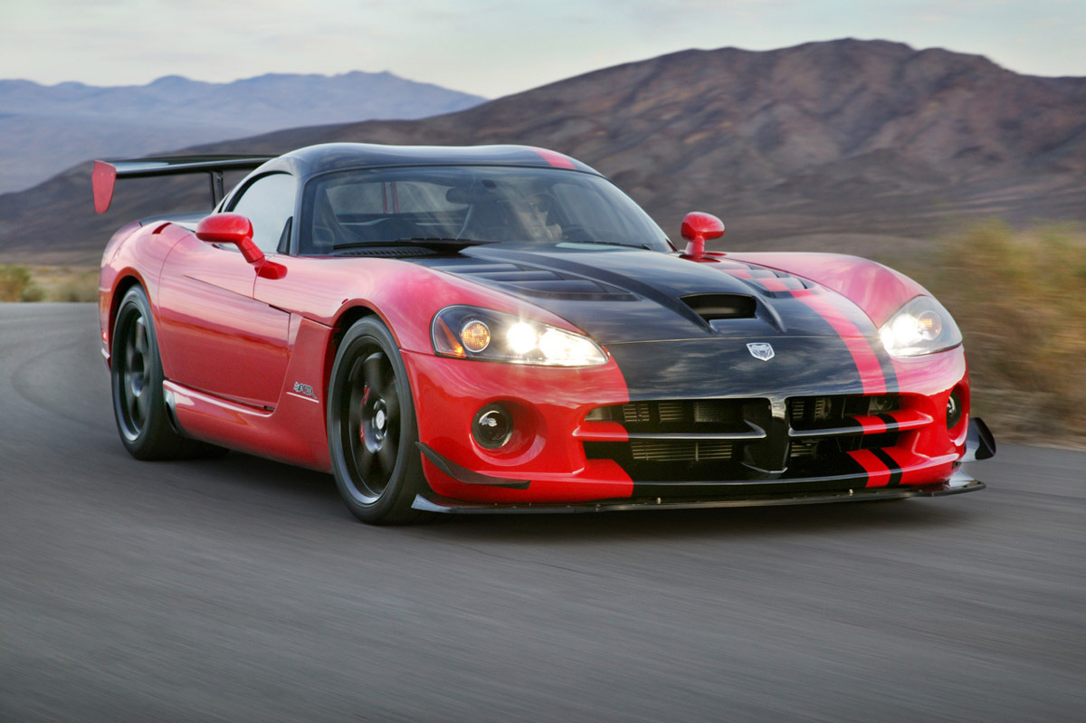 Dodge Viper Central Automotive Cars ~ Automotive Cars