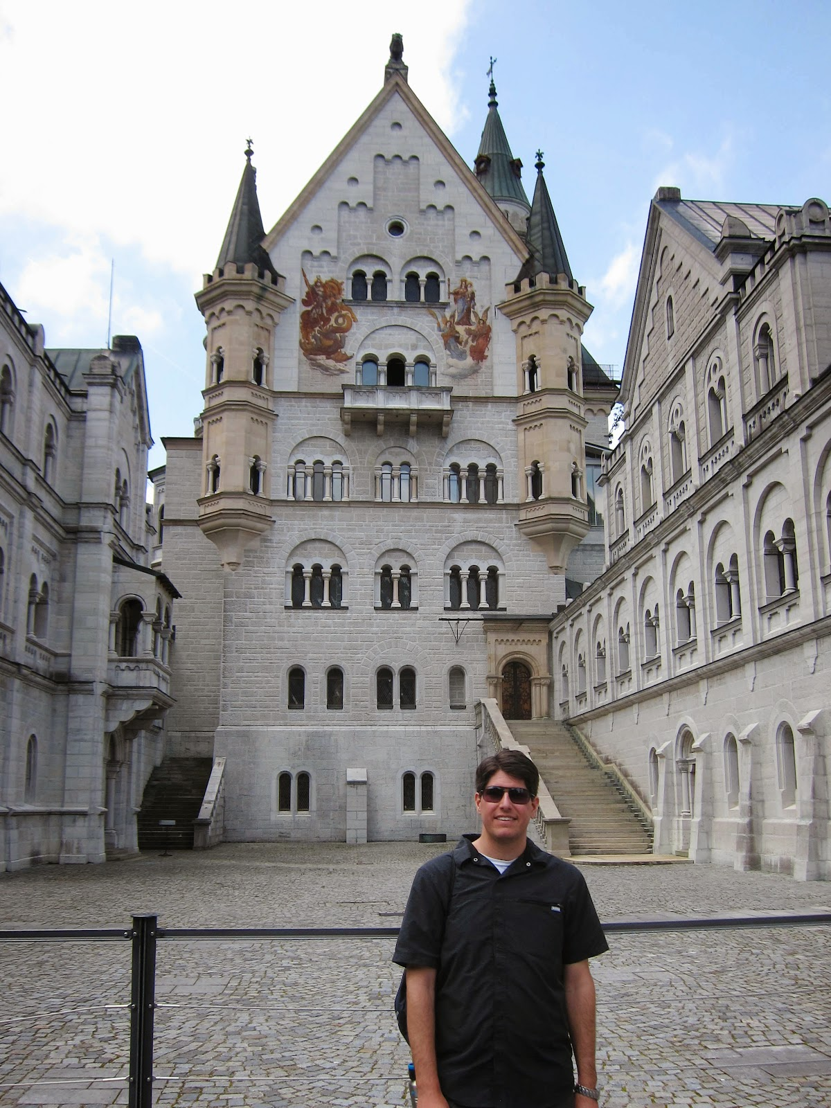 Extreme European Adventure: Neuschwanstein Castle #235FA8