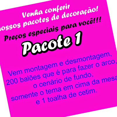 Pacote 1