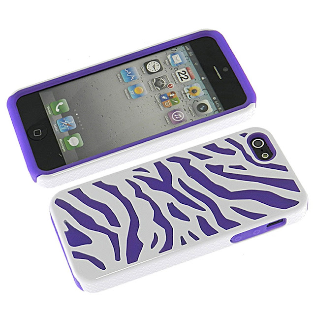 3d Zebra Iphone 5 Case3