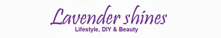 Lavender shines
