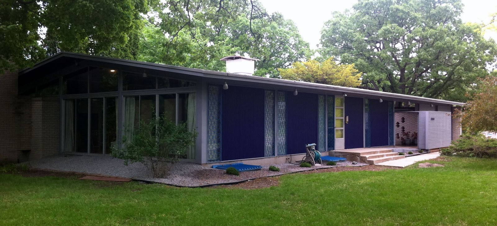our care-free home: 2011