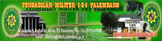 Pengadilan Militer 1-04 Palembang