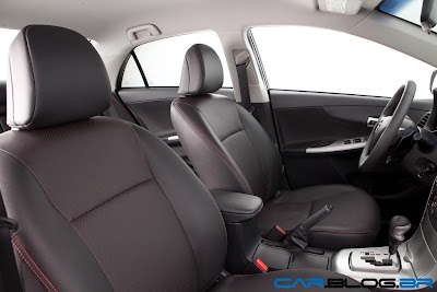 Toyota Corolla 2013 - interior