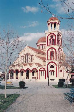 Επισκεφτειτε το Ιστολογιο του Ιερου Ναου των Αγιων Αποστολων Πετρου και Παυλου Λαρισης
