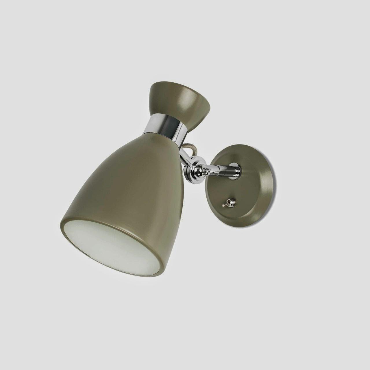 L mparas y apliques de est tica retro a os 60 y 70 tienda de l mparas iluminaci n y - Apliques y lamparas ...