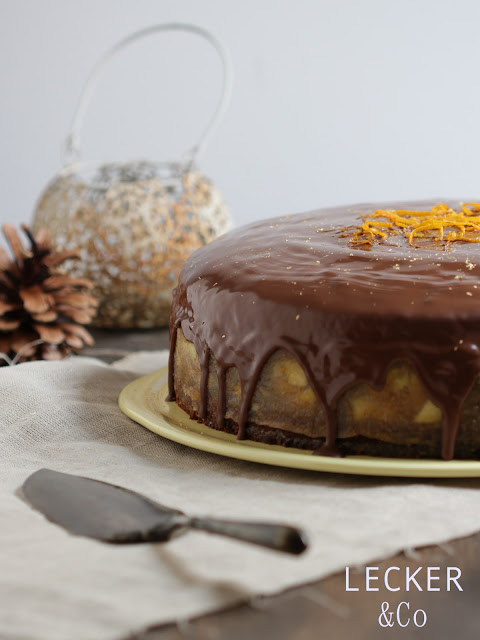 Apfel, Schokolade, Buchweizen, glutenfrei, Orange, Anis, Zimt, Vanille, Weihnachten, Kuchen, Stärke, Sternanis