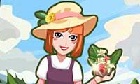 Çiçek Satma Dükkanı Oyunu