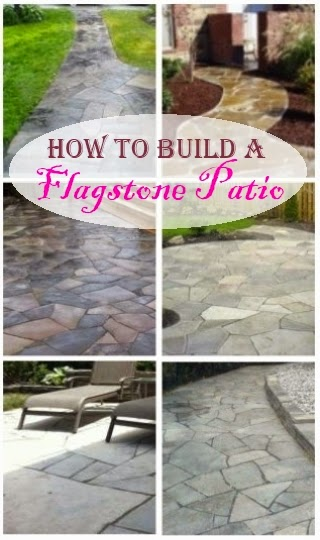 How to Build a Flagstone Patio