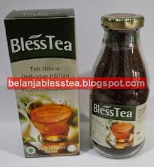BlessTea Botol
