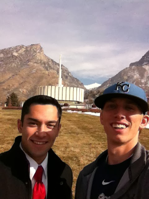 Taking Daagel to the MTC