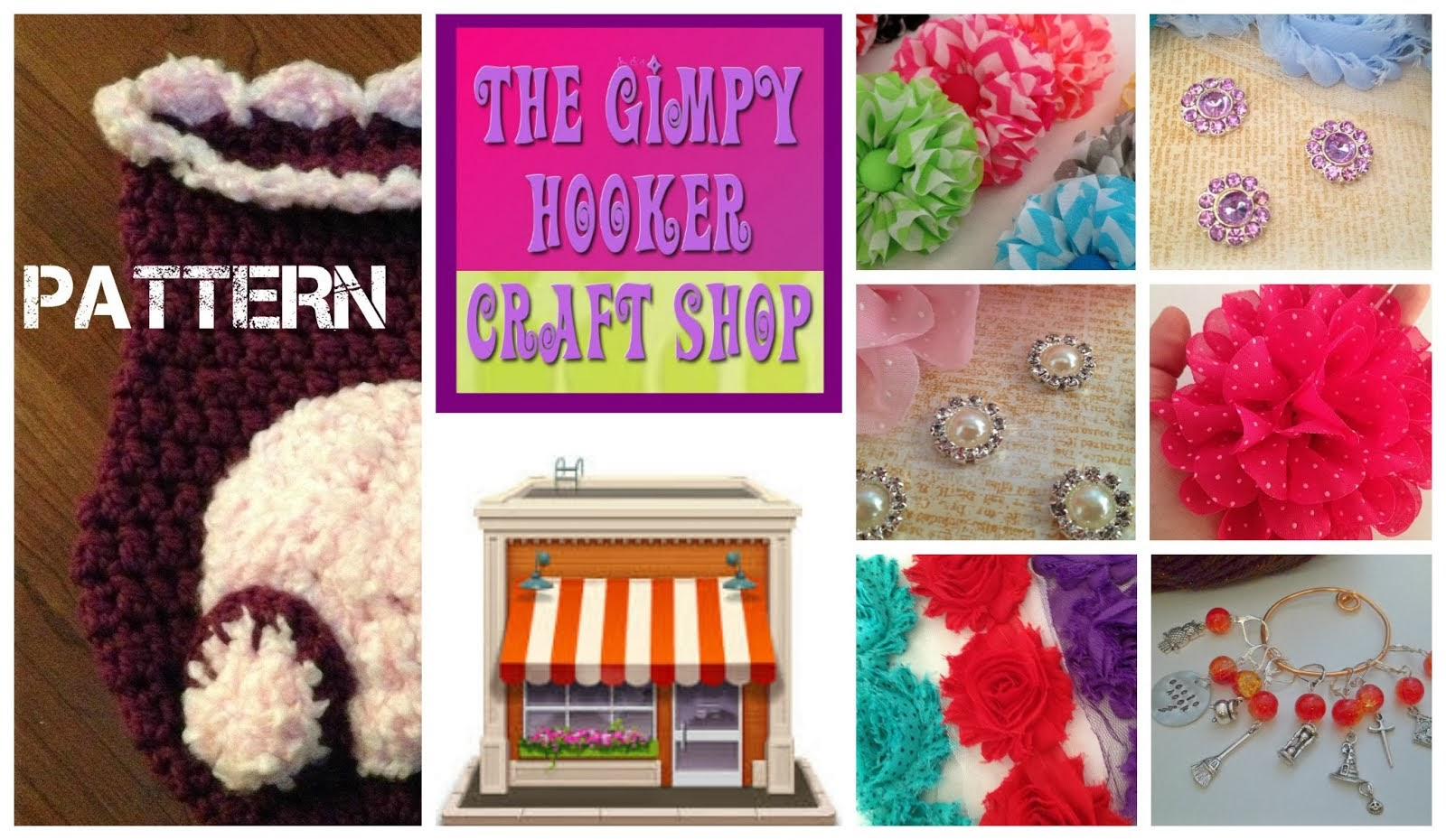 The Gimpy Hooker Supply Shop!