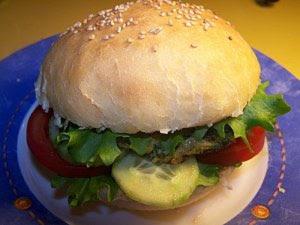 приготовление бургеров, сайт бургер, вегетарианский рецепт, вегетарианский бургер, как сделать бургер