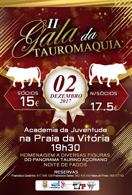 ACADEMIA DE JUVENTUDE NA PRAIA DA VTÓRIA 02-12-2017. HOMENAGEM A DIVERSAS FIGURAS TAURINAS.