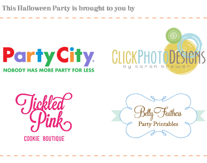 Party City, Click Photo Designs, Tickled Pink Cookie Boutique, &amp; Belly Feathers