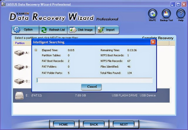 أفضل البرامج لاستعادة الملفات المحذوفة