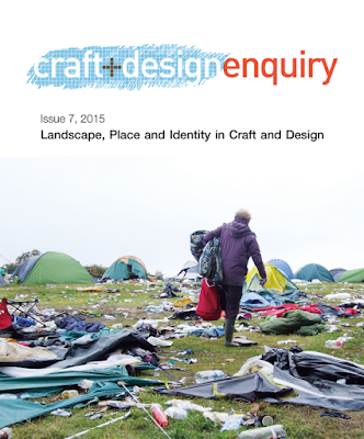 Craft Design Enquiry Journal