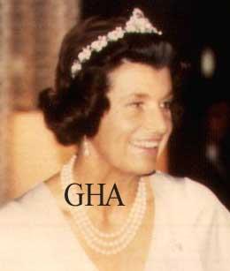 Karin, grande-duchesse héritière de Mecklembourg (1920-2012)