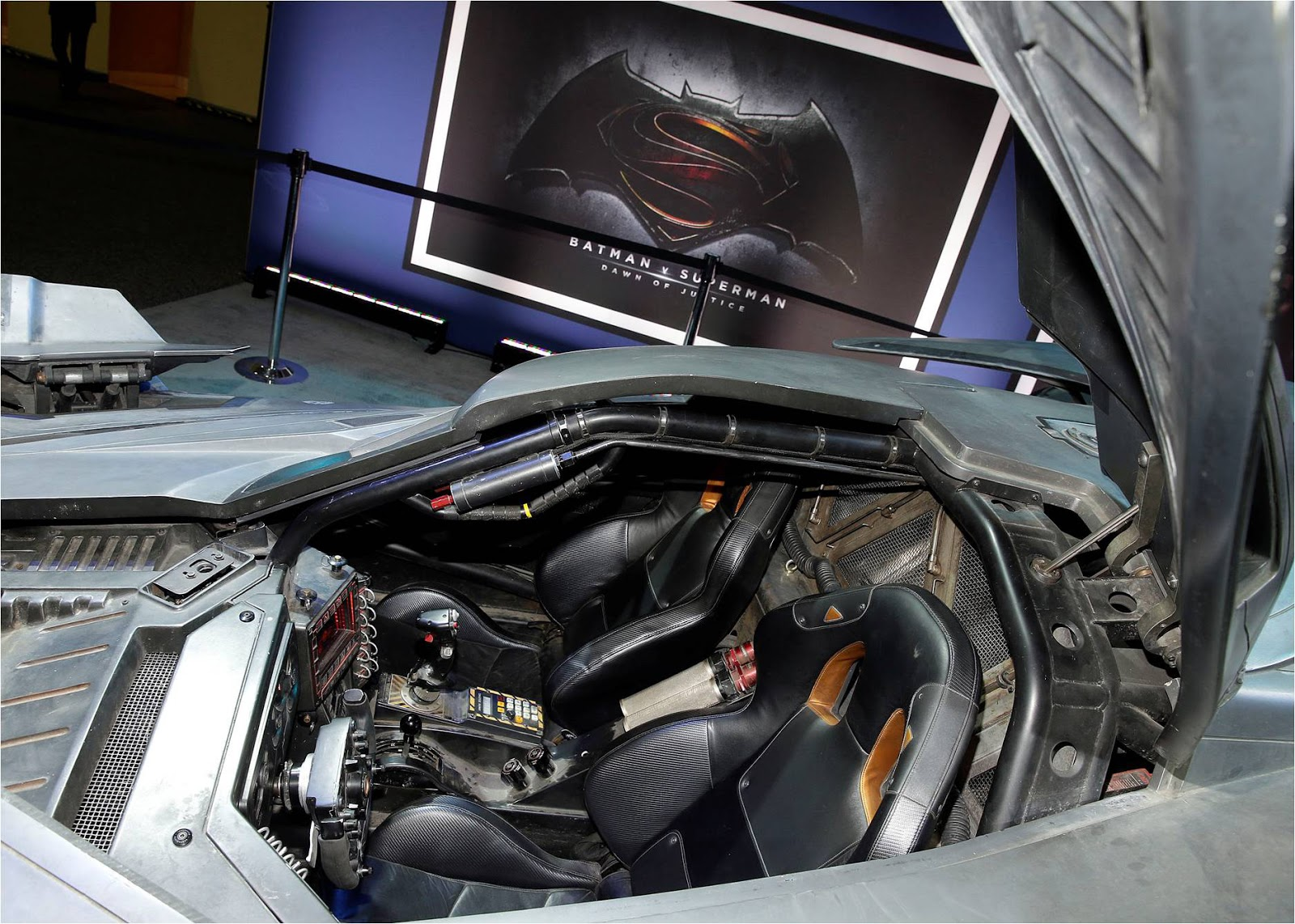 PHOTO GALLERY: The New Batmobile In Detroit