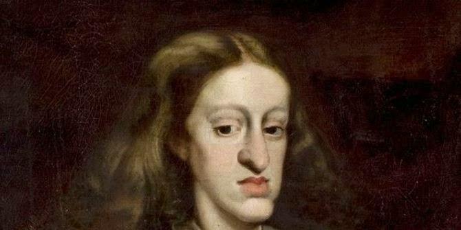 Raja Charles II di Spanyol (1665-1700)