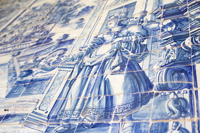 Weekend ; Porto ; portugal ;sé do porto ; cathédrale ; azulejos