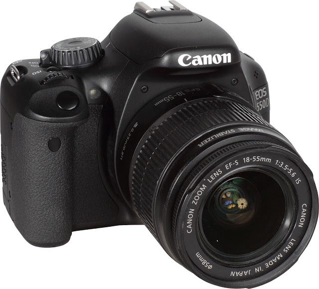 Spesifikasi Dan Harga Kamera DSLR Canon 550D Terbaru