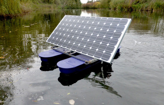 lobel solar power system  lobel solar low voltage dc pond aerator for aquaculture