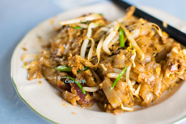 Laksa & Char Koay Teow @ Taman Emas Coffee Shop, Jalan Gottlieb, Penang