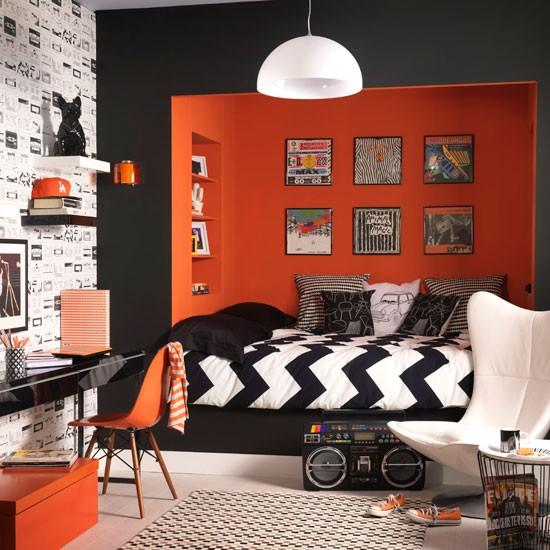 Rock N Roll Bedroom Decor