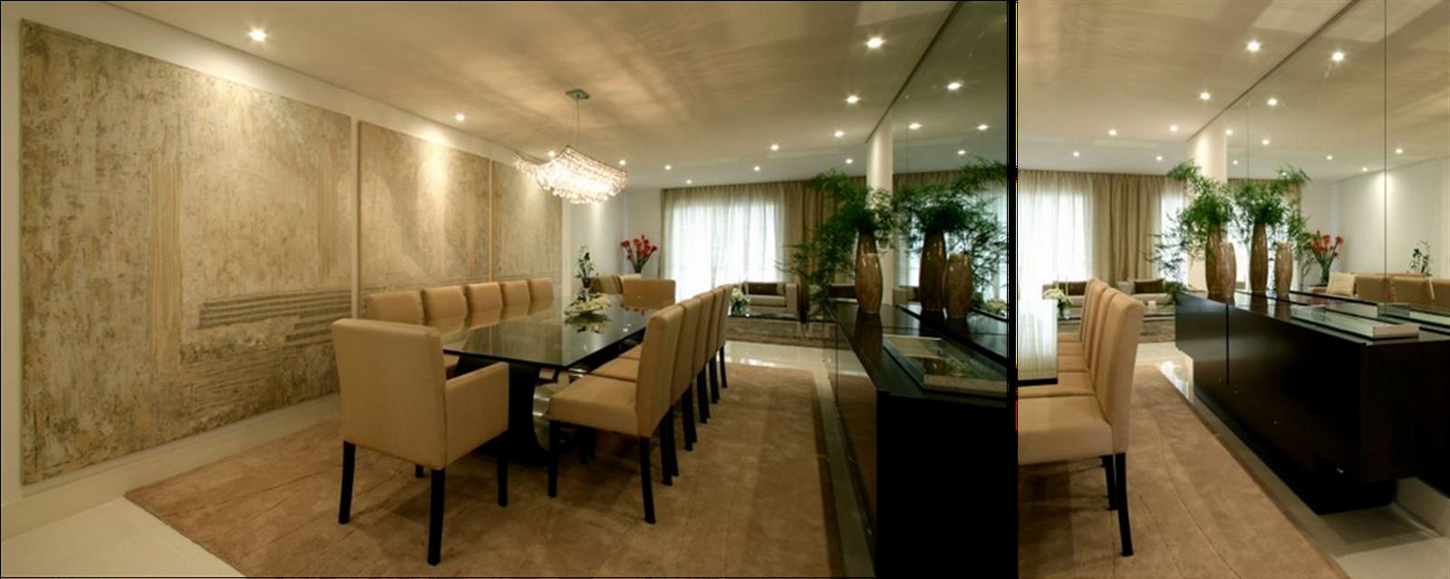 Ver viver e sonhar apartamento mont blanc for Sala de estar off white