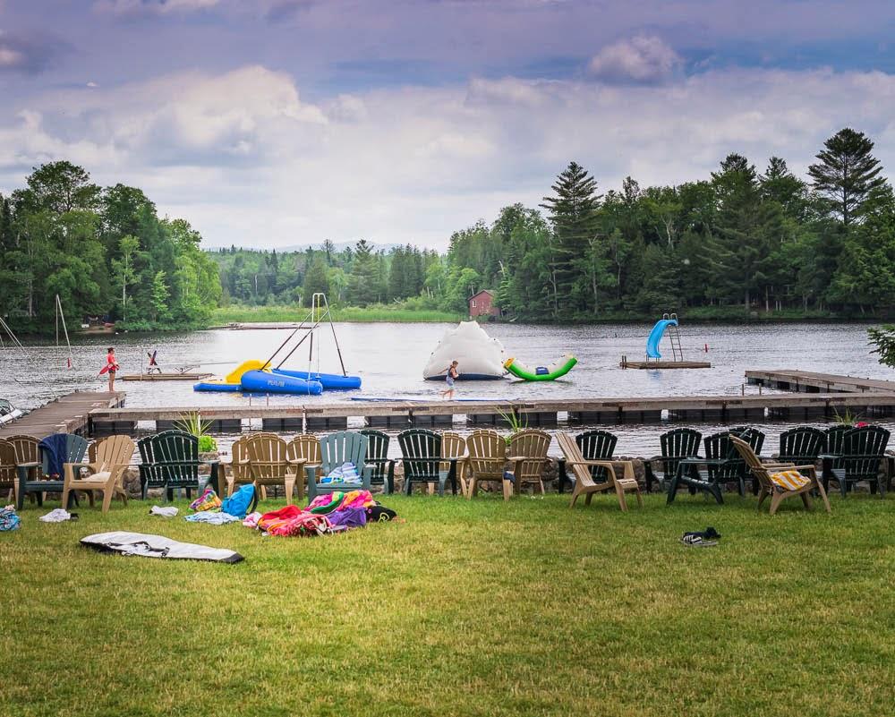 summer, camp, lake, Adirondacks, New York, kids