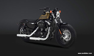 Harley Davidson XL1200X Forty-Eight 48