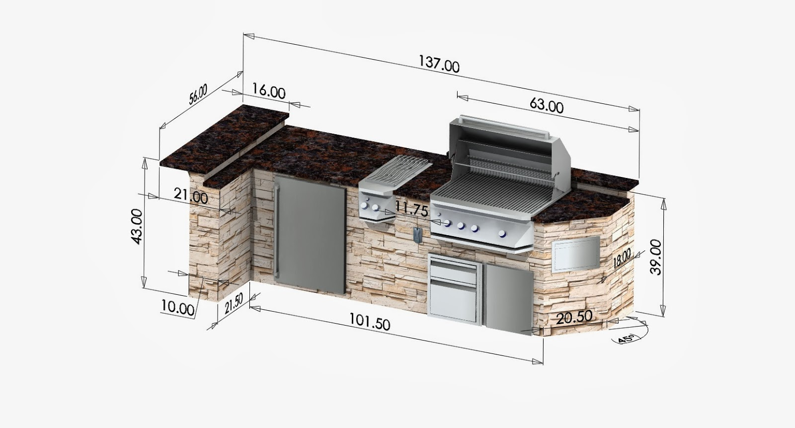 outdoor living twin eagles custom outdoor kitchen just