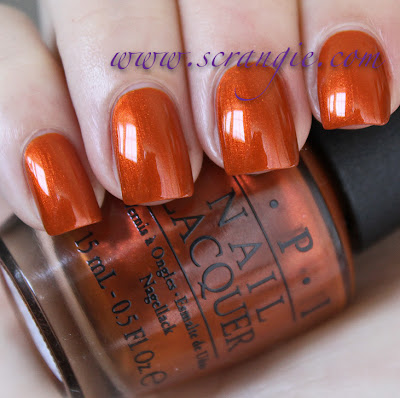 Scrangie Opi Germany Collection Fall 2012 Swatches And Review