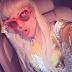 Nuevas fotos de Lady Gaga en Instagram - 12/09/15