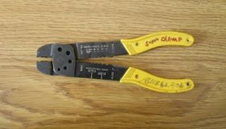 Jack Snell's actual, original and genuine Super Champ stripper/cutter/crimper.