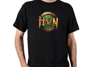 Heroes of newerth t shirt