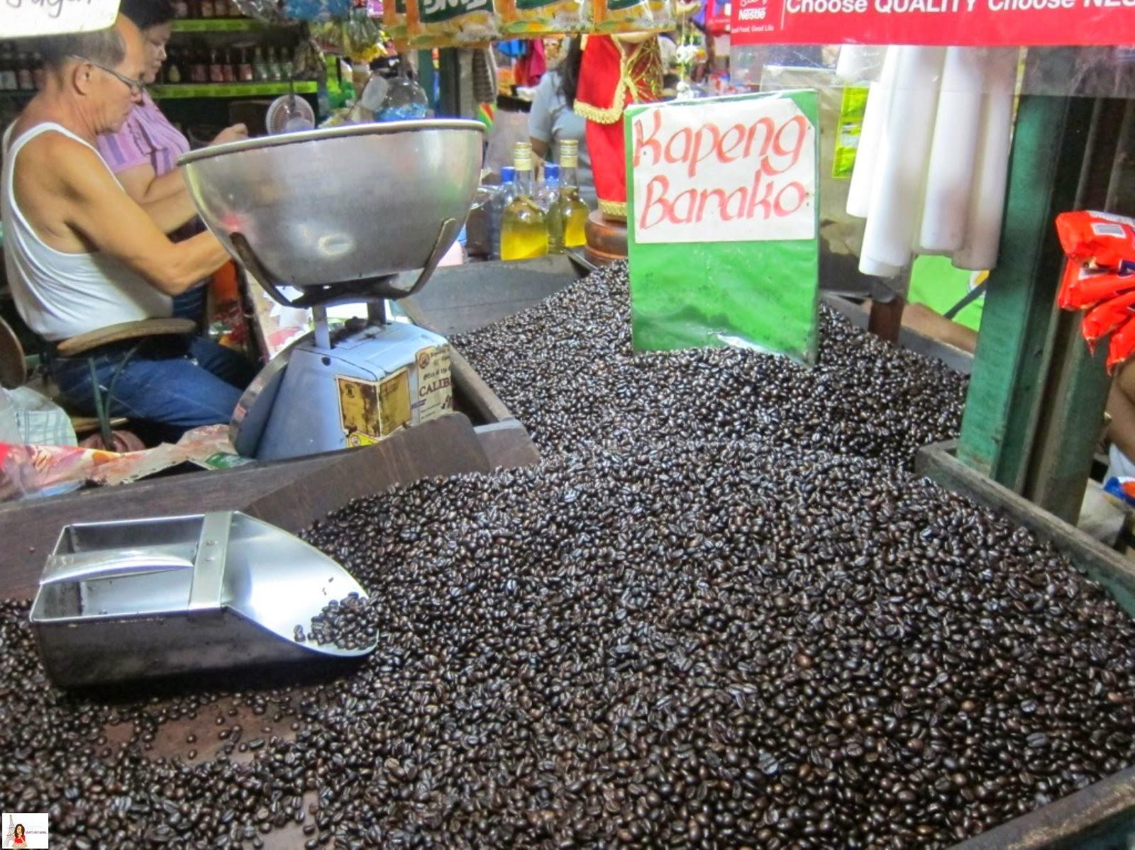 how to prepare kapeng barako