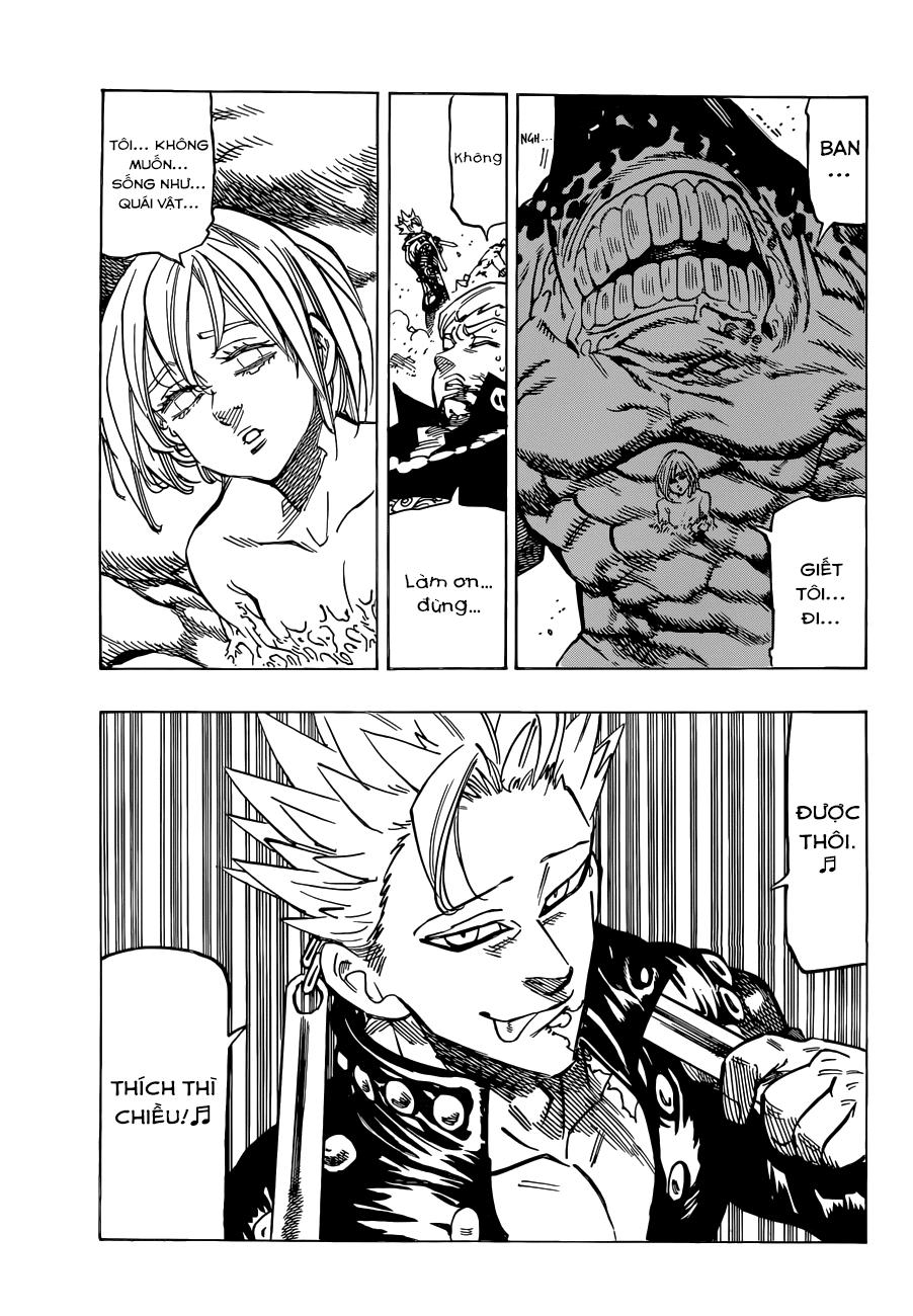 Nanatsu no Taizai - Thất Hình Đại Tội chap 90 page 12 - IZTruyenTranh.com