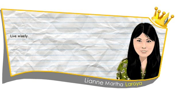 Lianne Martha Laroya on Piso and Beyond!