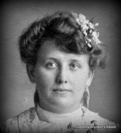 Anna M. Brunken - 1905