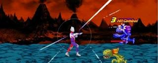 [Flash Game] Hero Ultraman Tiga