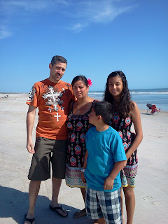 best family caping vacation