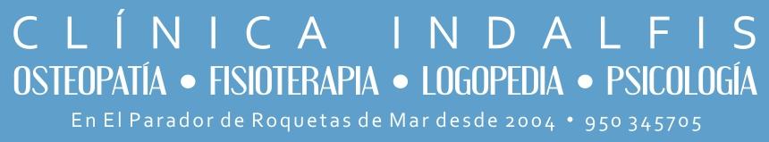 Osteopatía, Fisioterapia, Logopedia, Psicología