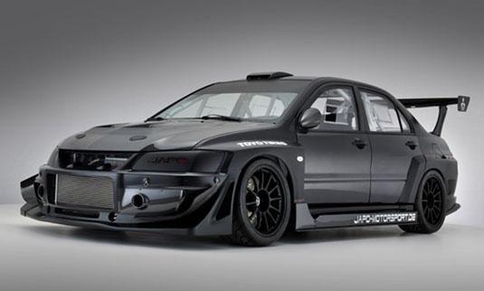 Mitsubishi EVO IX GSR from JAPO Motorsports