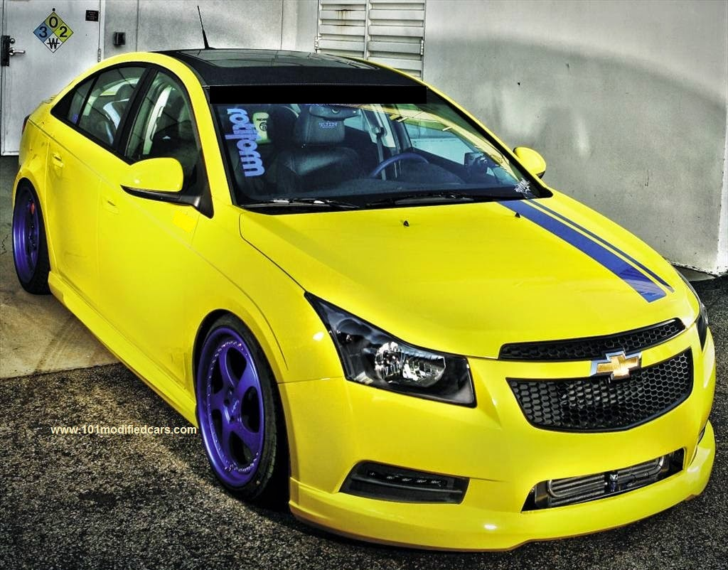 ,Car Modification in Mumbai,Bike Alteration: Chevrolet Cruze Modified