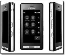 Android 4.0 для LG Prada