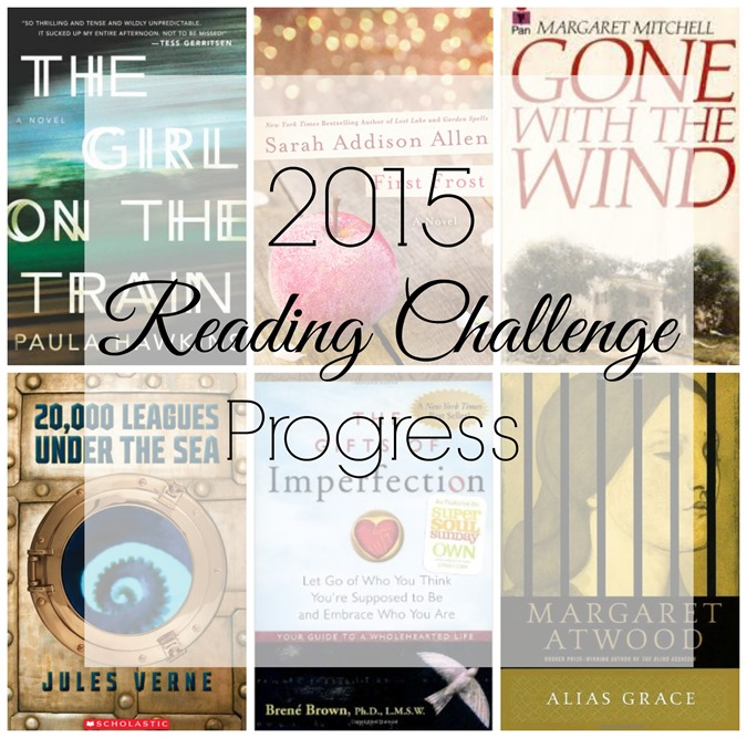 2015 reading challenge wrap-up