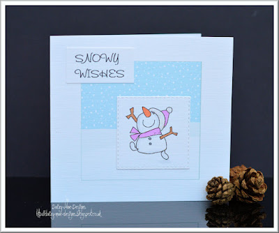 DSB, Xmas, Snow, CAS